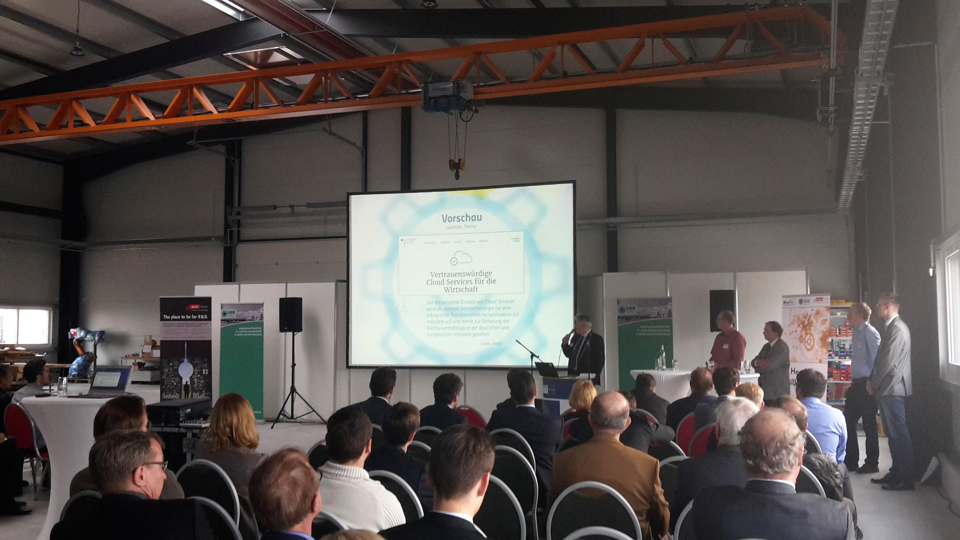 Forum Industrie 4.0 zu Gast bei der Klero GmbH