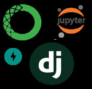 Python-Programmierung aus Berlin mit Django, FastAPI und Jupyter